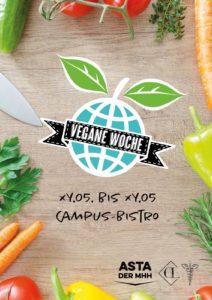 🍅🥑 Vegane Woche 🥑🍅 @ MHH, I2, Wohnzoimmer, Bistro